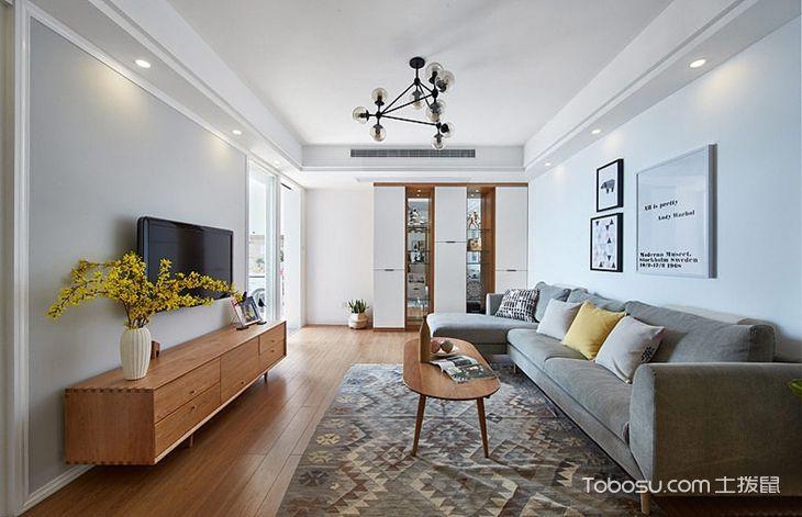 2020宜家90平米装饰设计 2020宜家二居室装修设计
