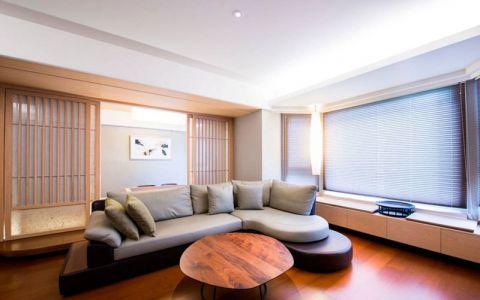 设计精巧客厅沙发装饰图