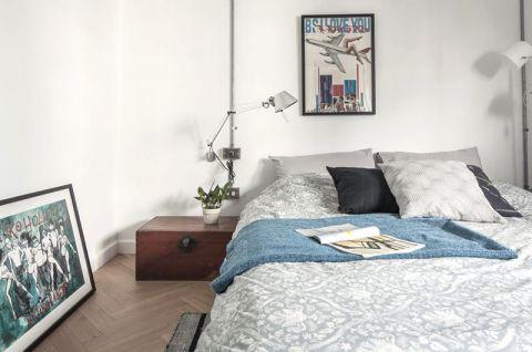 精美绝伦白色卧室室内装修设计
