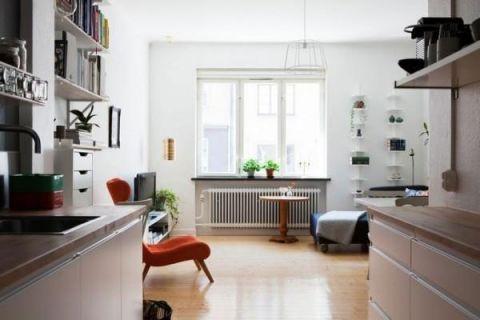 个性厨房橱柜设计