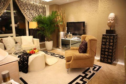 完美客厅简欧家装设计