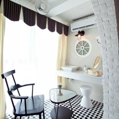 卧室梳妆台北欧家装设计