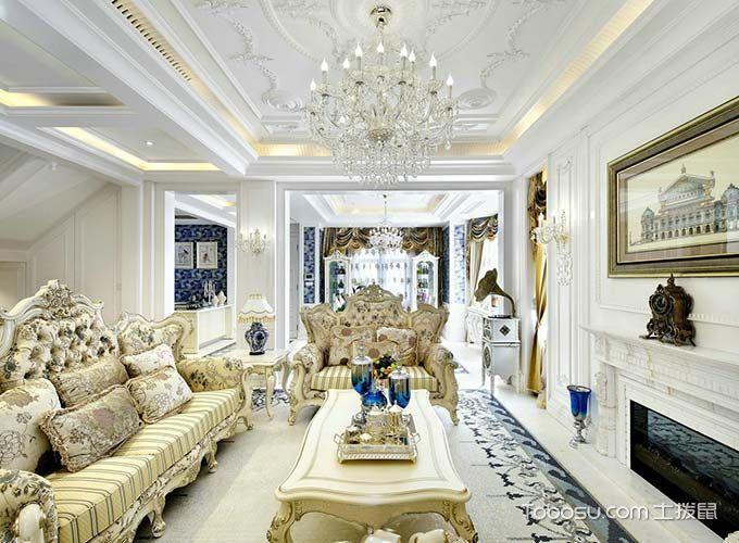 300平米别墅欧式风格装修