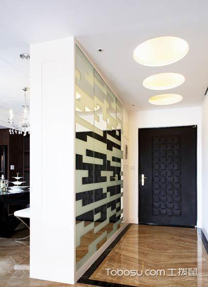 118平舒适简欧式三居暖宅  简单装修也能出好效果