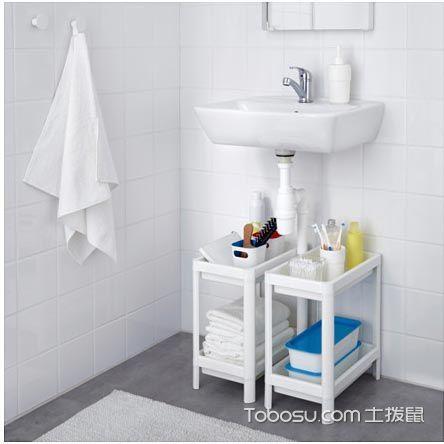 浴室柜布置装修装饰效果图_装修图片