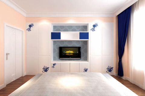 2019新中式300平米以上装修效果图片 2019新中式别墅装饰设计