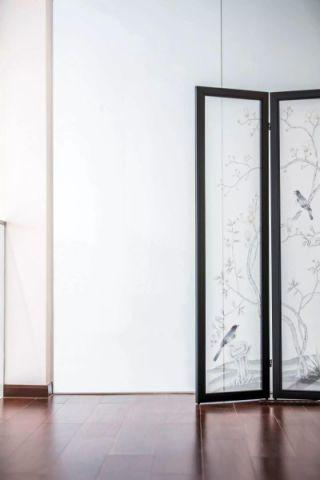 2019新中式150平米效果图 2019新中式大户型装修图片