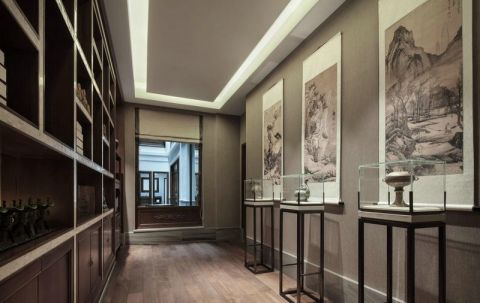 2019新中式240平米装修图片 2019新中式别墅装饰设计
