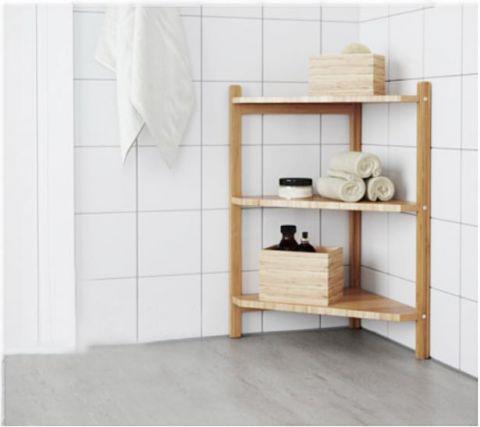 最新白色卫生间设计图欣赏