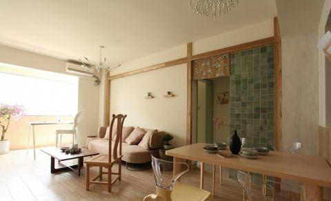 2019现代中式90平米装饰设计 2019现代中式一居室装饰设计