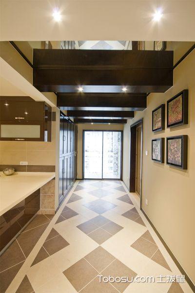 心如素简,183平米新中式混搭风格公寓_装修图片 - 装修效果图