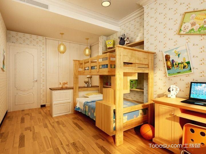 小主人的整洁卧室 18款简约儿童房欣赏 _装修图片 - 装修效果图