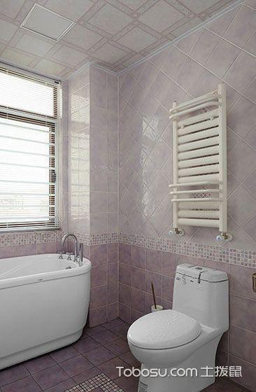 2021古典卫生间装修图片 2021古典背景墙装修图片