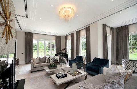 300平米别墅现代简约风格装修