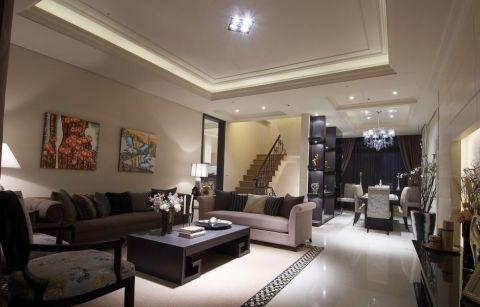 223平米别墅现代风格装修