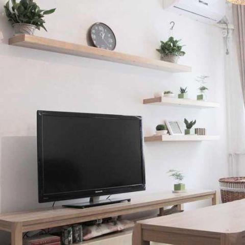 赏心悦目电视背景墙设计图欣赏