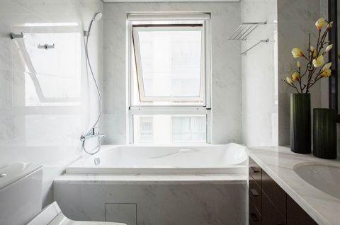 独具一格浴缸装修案例图片