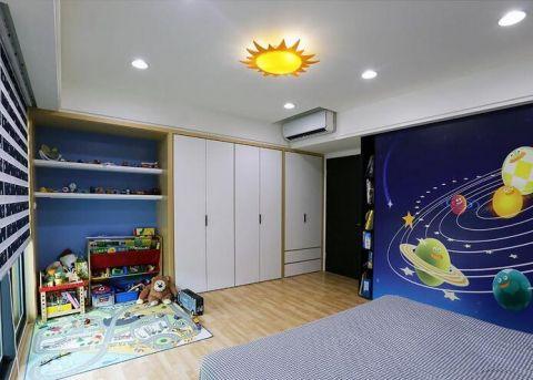2019现代儿童房装饰设计 2019现代吊顶装修效果图片