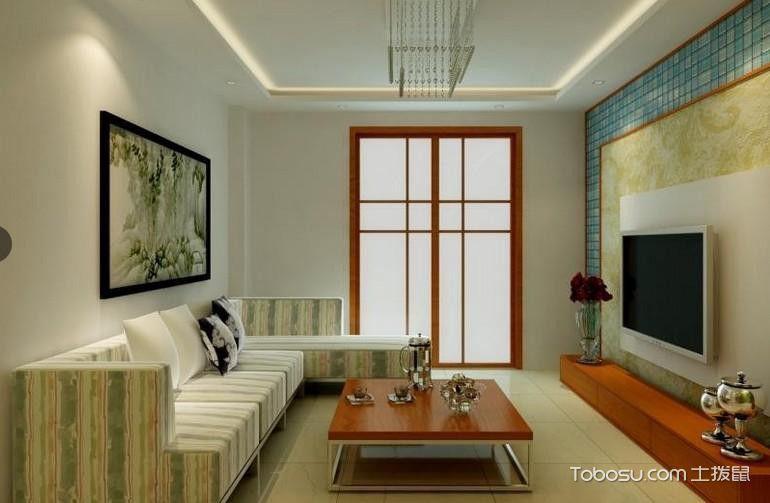 2021欧式田园150平米效果图 2021欧式田园二居室装修设计