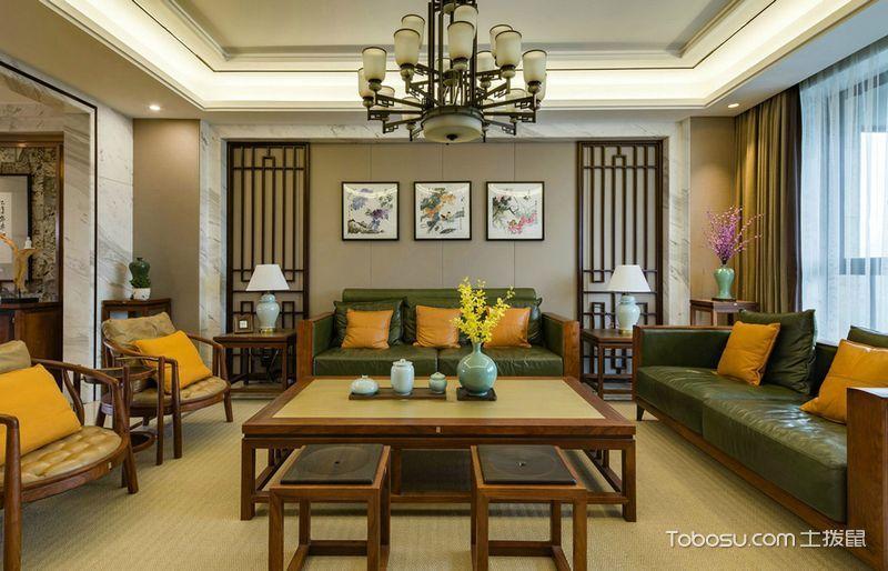 2021古典客厅装修设计 2021古典沙发装修设计