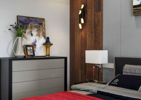 2019现代简约卧室装修设计图片 2019现代简约灯具装饰设计