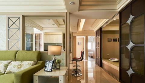 质朴客厅沙发装潢效果图