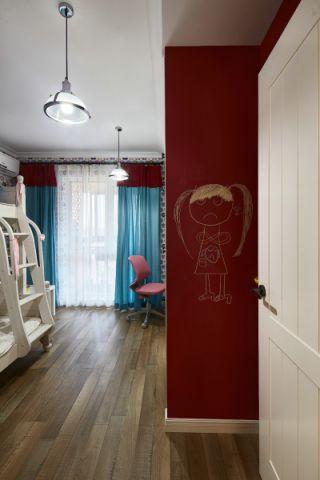 2019北欧儿童房装饰设计 2019北欧吊顶装修效果图片