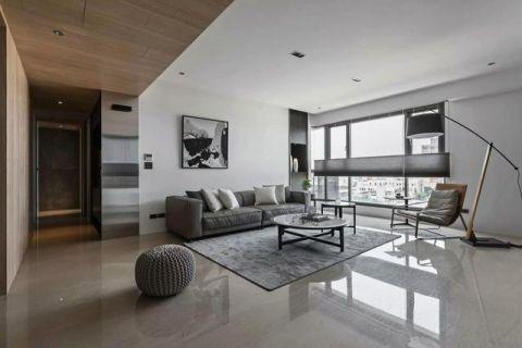 127平米套房现代简约风格装修