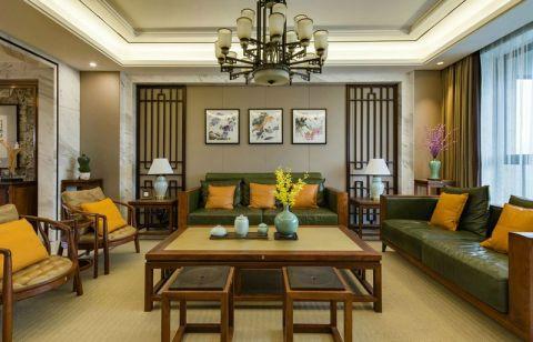 2019古典客厅装修设计 2019古典沙发装修设计