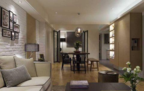 客厅吊顶简约装饰设计