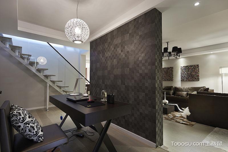 111平米三居室欧式风格装修设计