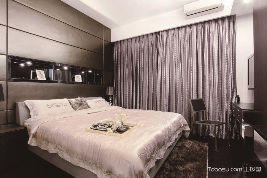 时尚唯美新古典设计二居室装潢_装修图片