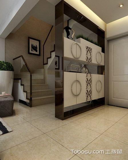 时尚玻璃扶手 16款简约楼梯设计_装修图片