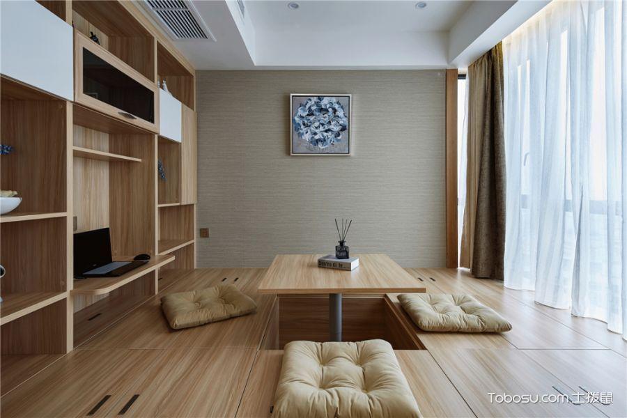2019现代简约起居室装修设计 2019现代简约茶几效果图