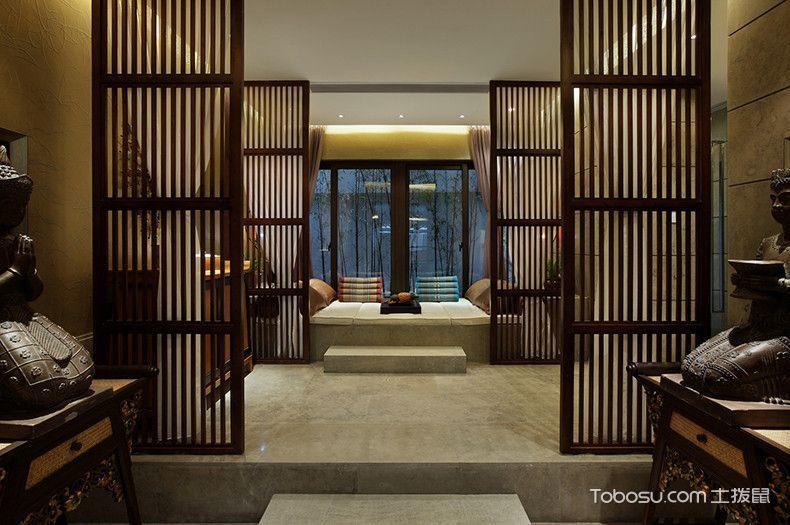 2020东南亚卧室装修设计图片 2020东南亚阁楼装修效果图片