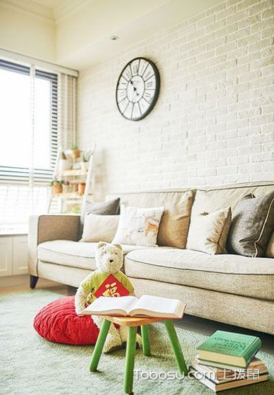 2020日式110平米装修设计 2020日式二居室装修设计