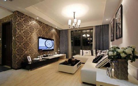 2019后现代90平米装饰设计 2019后现代三居室装修设计图片