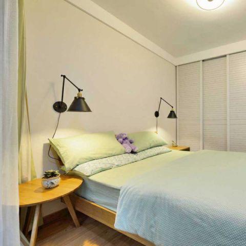 纯净卧室日式案例图片
