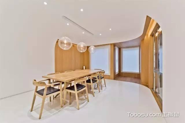 木质简约一居室装修效果图_装修图片