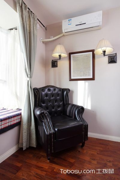 2019美式书房装修设计 2019美式沙发装修设计