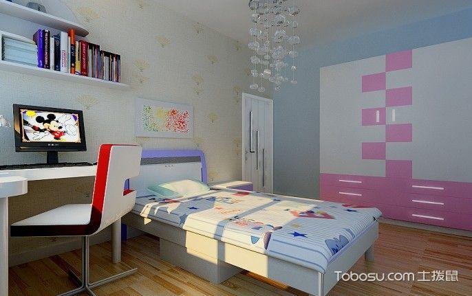 浪漫童年必备 21种田园儿童房设计 _装修图片