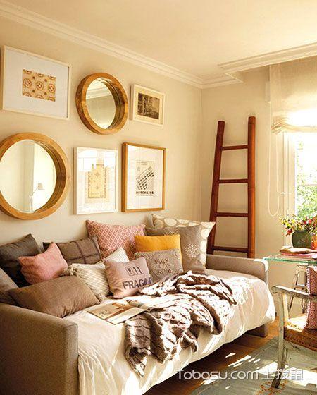 客厅沙发效果图_装修图片