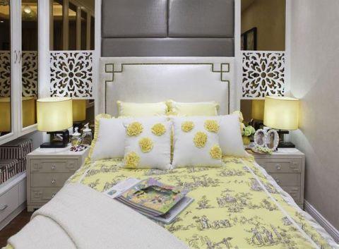 2019新中式卧室装修设计图片 2019新中式灯具装饰设计