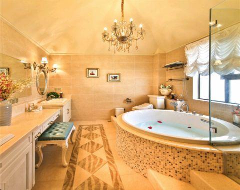 典雅浴缸设计