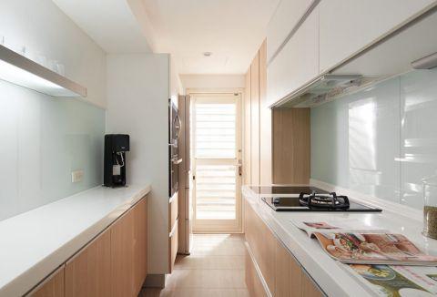 2019现代中式厨房装修图 2019现代中式吊顶装饰设计