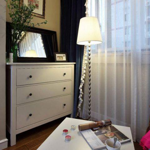 2019美式卧室装修设计图片 2019美式灯具装饰设计