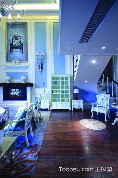 2021古典客厅装修设计 2021古典地砖装修效果图大全