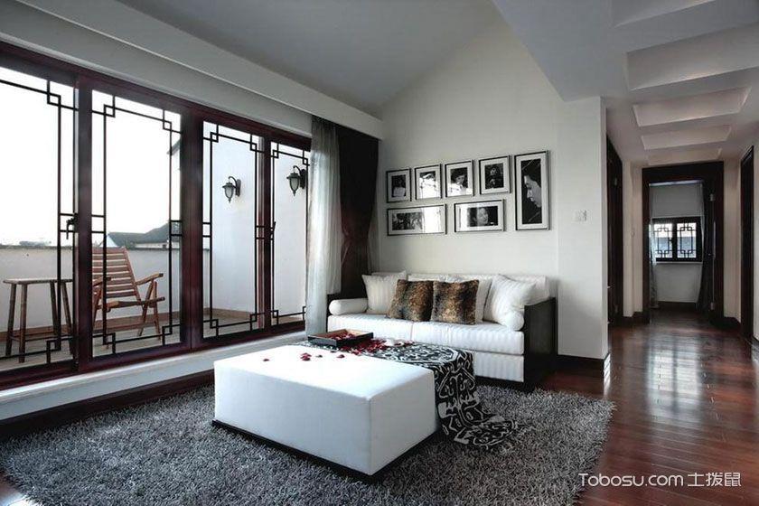 2021现代简约150平米效果图 2021现代简约别墅装饰设计
