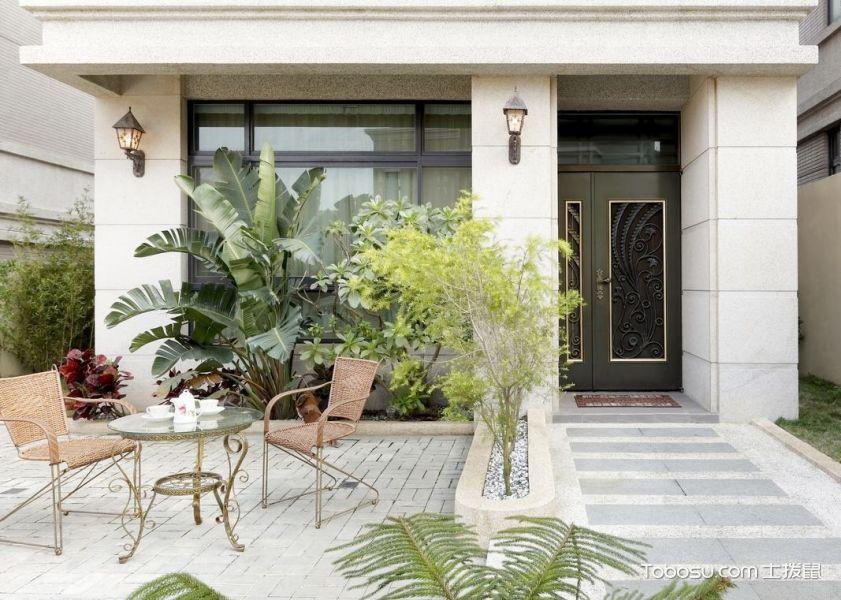2019现代花园设计图片 2019现代地砖装修设计