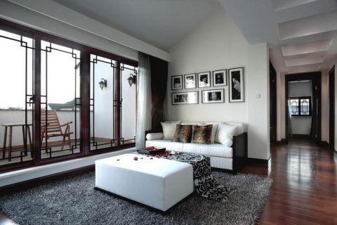176平米别墅现代简约风格装修实景图